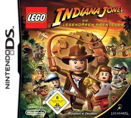 LucasArts Lego Indiana Jones - Die legendären Abenteuer