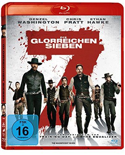 Preisvergleich Produktbild Die glorreichen 7 [Blu-ray]