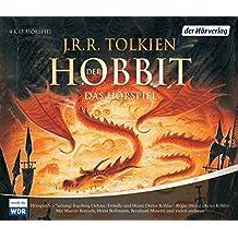 Der Hobbit, 4 Audio-CDs
