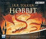 Der Hobbit, 4 Audio-CDs - J.R.R. Tolkien