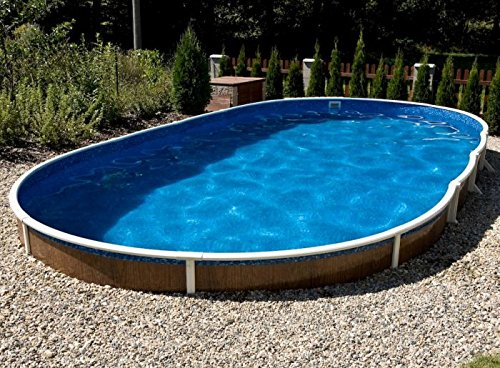 12ft Swimming Pool: Swimming Pool Kit 18x12ft Oval