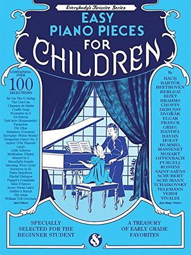 Everybody's Favorite Easy Piano Pieces For Children: Songbook für Klavier -