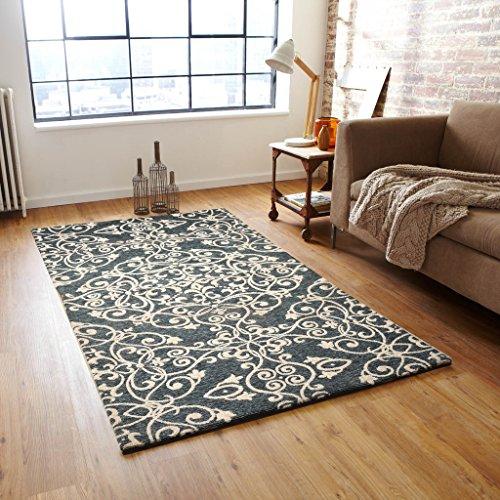 Desirica Jacquard Woven Modern Design Carpet