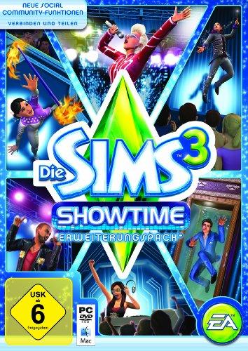 Die Sims 3: Showtime - Die Sims 3-spiele