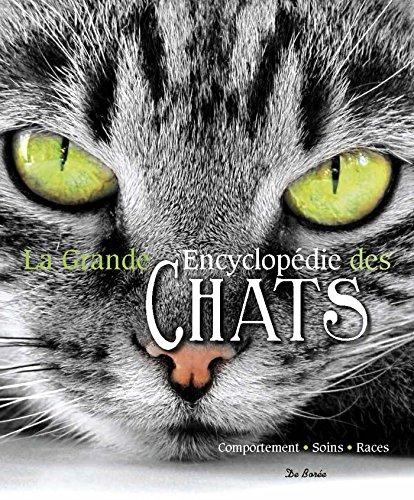 La grande encyclopédie des chats par Collectif