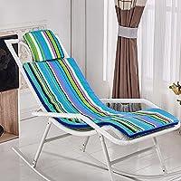 New day®-Rattan sedia a dondolo che si trova sedia cuscino sedia a dondolo cuscino culla sedia cuscino , e