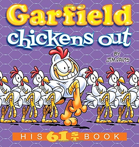 Garfield Chickens Out (Garfield Classics)