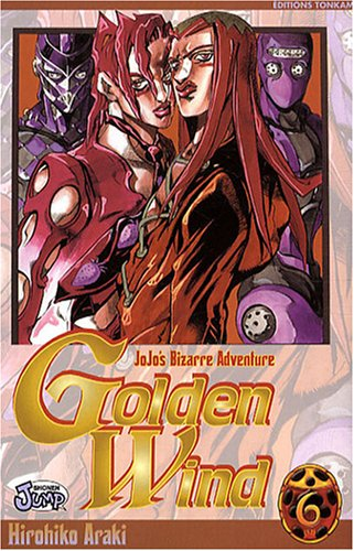 Jojo's bizarre adventure - Golden Wind Vol.6