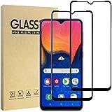 Hianjoo 2 Piezas Protector Pantalla Compatible con Samsung Galaxy A10, Cristal Templado Premium Protección [Sin Burbujas] [An