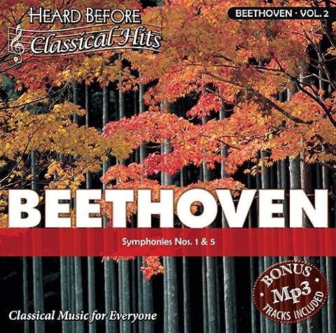 Beethoven [vol. 2]: Symphony No. 1 & 5