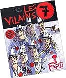 Ferti Games Jeu d'Ambiance, Les 7 Vilains