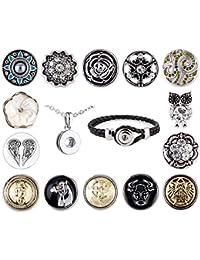 Morella–pequeño encanto collar & pulsera 1juego el cielo diseños 14