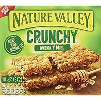 Nature Valley - Barritas de avena y miel - Caja de 5 unidades