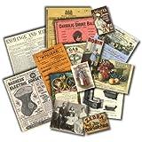 Victorian Household - Replica Memorabilia Pack
