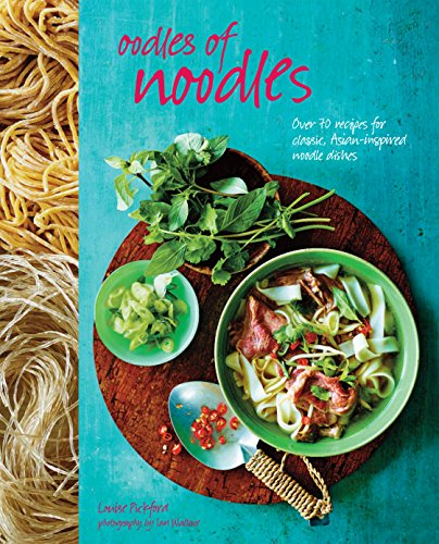 Oodles of Noodles Cover Image
