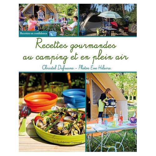 Recettes gourmandes au camping et en plein air