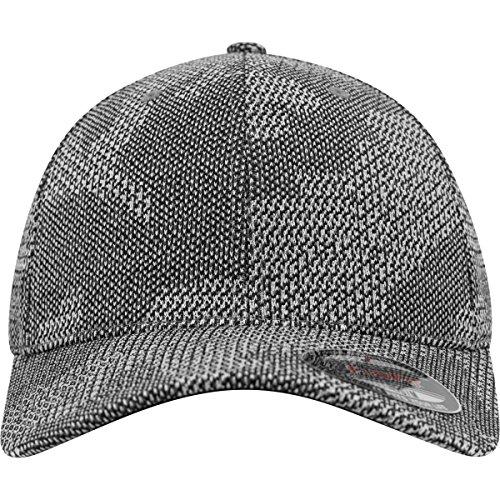 Flex fit Jacquard Knit Caps