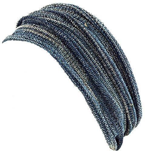 Guru-Shop Magic Hairband, Dread Wrap, Schlauchschal, Stirnband, Haarband, -
