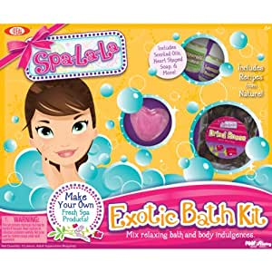 SpaLaLa Exotic Bath Kit-