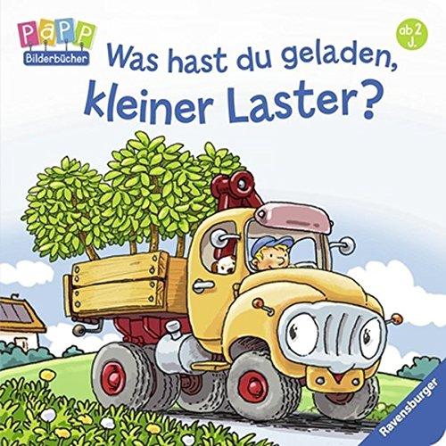 Buch-lkw (Was hast du geladen, kleiner Laster?)