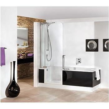 Duschbadewanne twinline  Artweger Twinline 2 Duschbadewanne mit Türe 160 x 75 cm ...