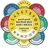 Test Agenda prüfet Imprimer testé conformément à la betrisichv, gelb 20mm, 100...