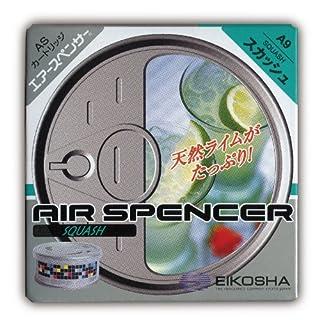 eikosha A9Squash als Kartusche AIR Spencer Lufterfrischer cs-x3csx3