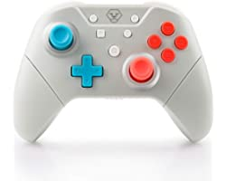 Switch Pro Controller - Advanced Wireless Controller for Nintendo Switch, with NFC & Motion Control, Built-in Amiibo & Wake-U