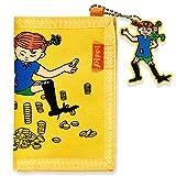 Pippi Langstrumpf 44.3767.00 - Geldbörse, gelb