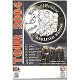 Krawallbrüder Berliner Weisse – Tour 2004 Poster A2