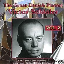 Der Große Dänische Pianist Victor Schiöler