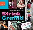 Strick Graffiti: Kuscheliges für Mauern, Ampeln und Bäume