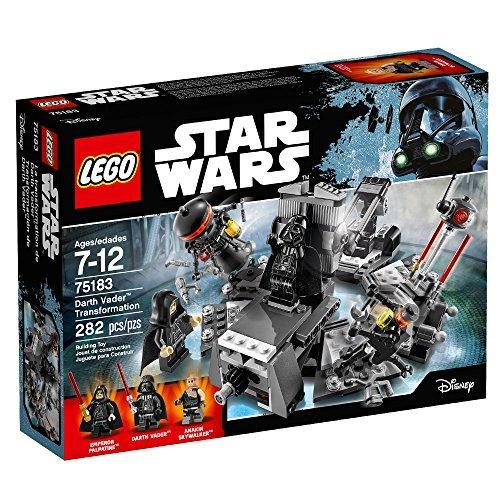 LEGO Star Wars Darth Vader Transformation 75183 Baukastens Mehrfarbig