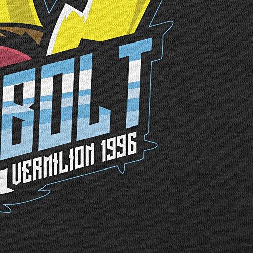 Texlab–Poke Bolt Vermilion 1996–sacchetto di stoffa Nero