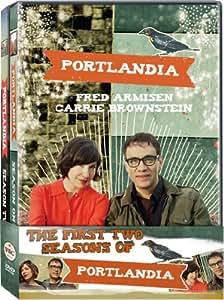 Portlandia: Season 1 & 2 [DVD] [2011] [Region 1] [US Import] [NTSC]