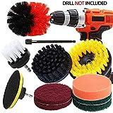 Power Scrubbing Drill Brush Attachments Review and Comparison