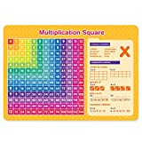 Educational Placemat - Multiplication Square