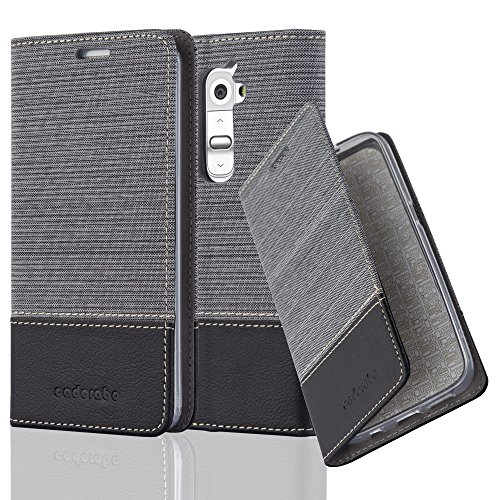 cadorabo-book-style-wallet-for-lg-g2-with-stand-function-card-slot-and-invisible-magnetic-closure-in