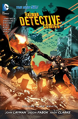 Batman: Detective Comics Volume 4 HC (The New 52) (Batman: The New 52) por John Layman