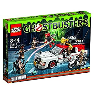 LEGO Ghostbusters Set Costruzioni Ecto &, Colore Mixed, 75828 LEGO Ghostbusters LEGO