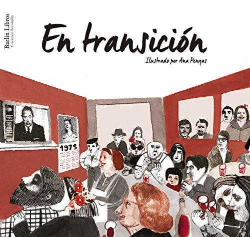 En transición. Una historia ilustrada (Barlin Recóndita) por Ana Penyas