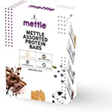 swasthum Mettle Assorted Protein Bar   Max Protein (10g Protein)   30 gm Nutrition Bars Each (Pack of 6)
