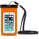 DBPOWER Custodia Impermeabile per Apple iPhone 4/4s/5/5s/6/6s/6plus/6s plus,Samsung Galaxy s3/s4/s5 ecc.,Protezione…