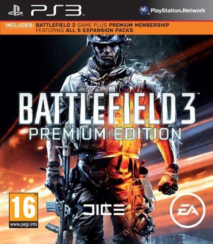 [UK-Import]Battlefield 3 Premium Edition Game + Premium Membership PS3
