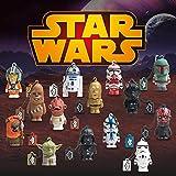 Tribe Disney Star Wars Pendrive Figur USB Stick 8GB Speicherstick Lustig USB Flash Drive 2.0, Memory Stick, USB Gadget, Schlüsselanhänger Kappenhalter – Darth Vader (Schwarz) - 9