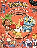 Pokémon - Cherche et Trouve à Kalos