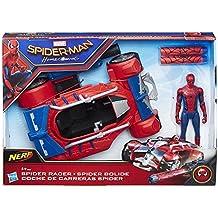 Spiderman - Veicolo Lancia Dardi Nerf