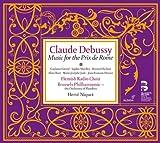 Musiques du prix de Rome vol.1 | Debussy, Claude. Compositeur