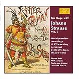 Strauss Ii, J.: On Stage With Johann Strauss, Vol. 2