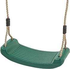 Hochwertigem Schaukelsitz Schaukelbrett Farbe Grün